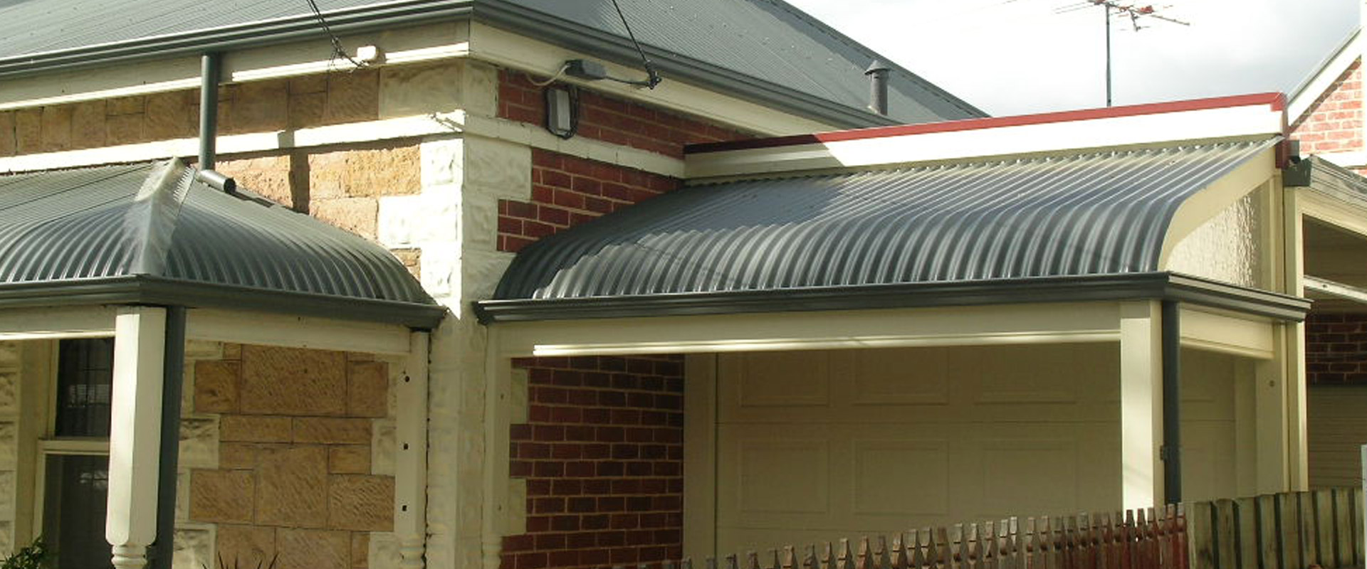 Specialising in Bullnosed Verandahs and Carports across Adelaide